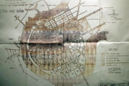 Bản đồ quy hoạch Thủ Thiêm 1/5.000 được hình thành thế nào?