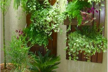 Tham khảo ngay 20 mẫu vườn siêu nhỏ siêu xinh bạn muốn có ngay trong nhà mình
