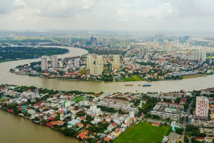 TP HCM tìm giải pháp quy hoạch bờ sông