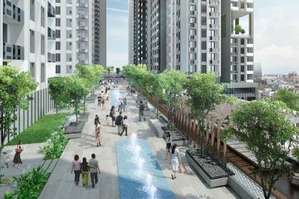 Khách Trung Quốc, Hồng Kông gia tăng mua căn hộ tại TP. HCM
