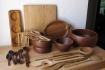 Những dụng cụ nhà bếp bằng gỗ đẹp đốn tim chị em phụ nữ