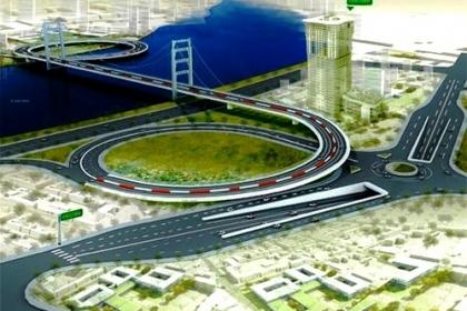 Tp.HCM: Lập dự án chuẩn bị xây cầu Thủ Thiêm 3