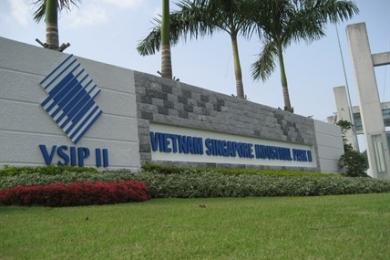 Khu công nghiệp VSIP II Bình Dương