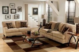 Bài trí sofa, bàn trà đúng cách sẽ tăng vượng khí cho phòng khách