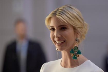 Con gái ông Trump có thể trở thành Chủ tịch Ngân hàng Thế giới: Nhà Trắng lên tiếng