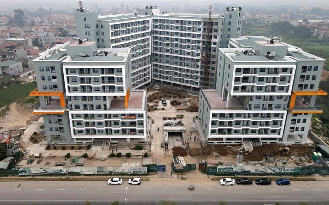 Bộ Xây dựng tính kế giảm giá nhà ở