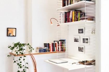 Những mẫu bàn làm việc xinh lung linh cho không gian nhỏ