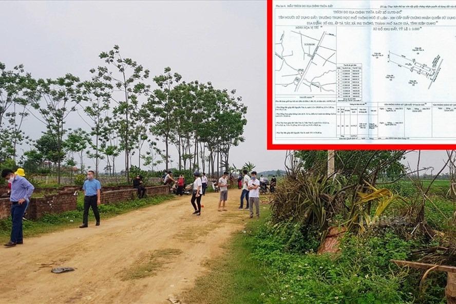 Sở hữu trích lục bản đồ địa chính không phải giấy tờ chứng minh cấp sổ đỏ