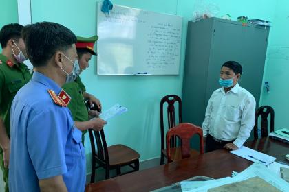 Bình Thuận: Bắt giam 'cò đất' giúp cán bộ địa chính 'vẽ' hồ sơ chiếm đoạt đất