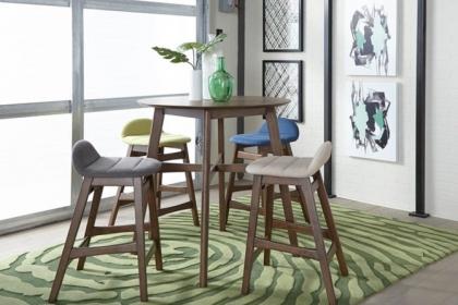 Những mẫu bàn ghế ăn bằng gỗ không bao giờ lỗi mốt