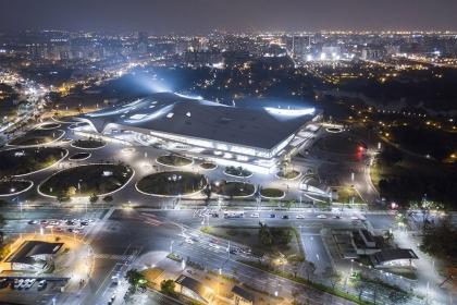 Trung tâm nghệ thuật lớn nhất thế giới tại Đài Loan