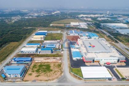 Bà Rịa - Vũng Tàu sẽ có Khu công nghiệp quy mô 450ha với tổng đầu tư 3.200 tỷ đồng