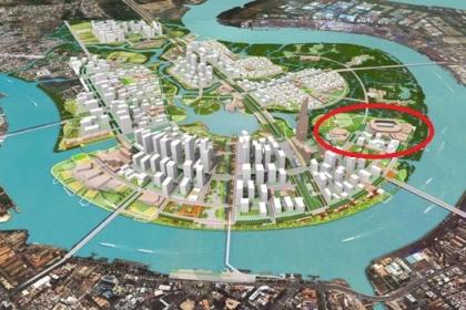 TP.HCM: Điều chỉnh quy hoạch Khu 2C đô thị mới Thủ Thiêm