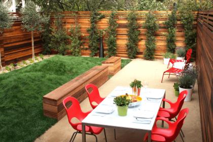 5 ý tưởng cho hàng rào để nhà thêm đẹp