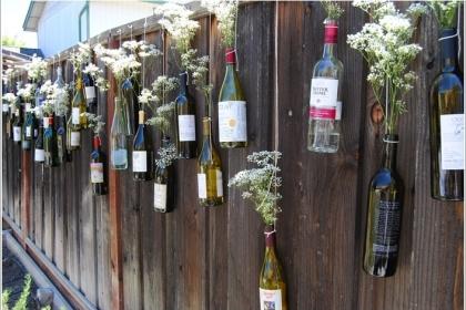 8 ý tưởng độc đáo trang trí cho hàng rào