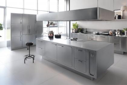 Cận cảnh căn bếp được đánh giá là căn bếp trong mơ của tất cả các bà nội trợ
