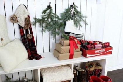 Mang không khí Giáng sinh vào nhà với những ý tưởng trang trí tuyệt vời