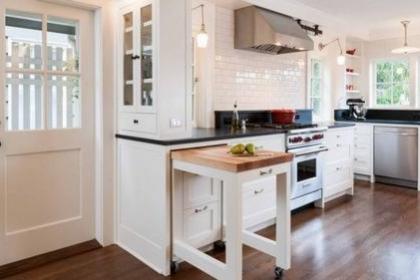 Thiết kế đảo bếp thông minh cho ngôi nhà hiện đại