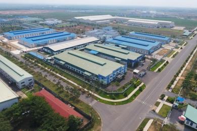 Khu công nghiệp Giang Điền Đồng Nai