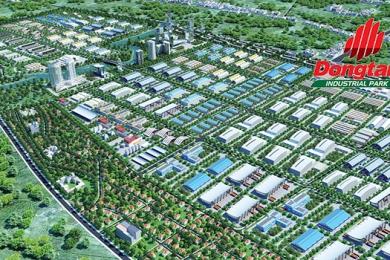 Khu công nghiệp Thuận Đạo Long An